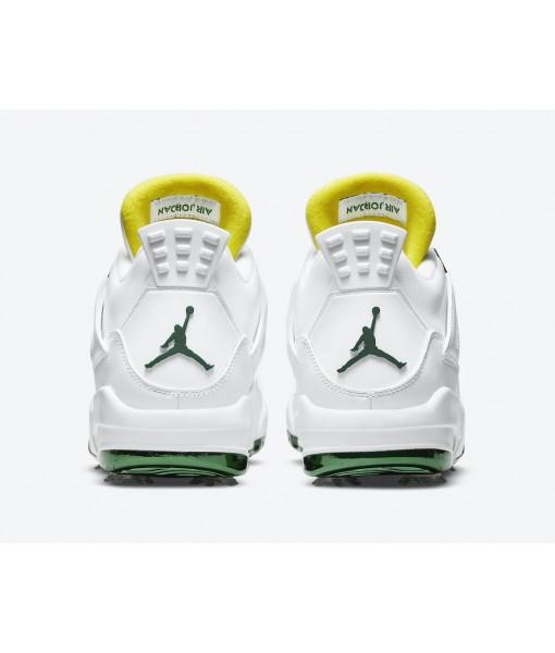 "Air Jordan 4 Golf ""Metallic Green"" Online for sale"