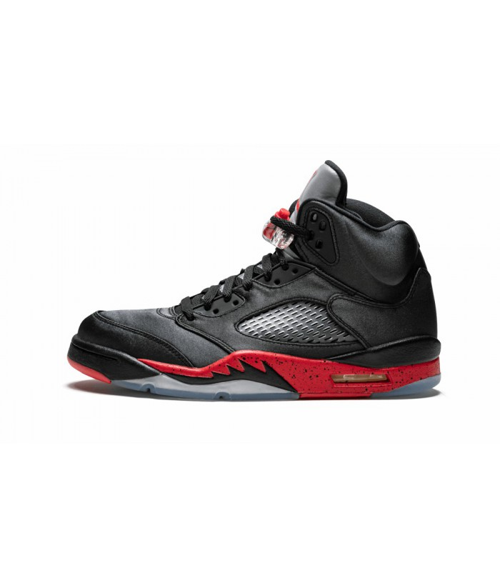 "le dernier 53e08 ccaa0 Buy Cheap Air Jordan 5 ""Satin Bred""Replica for sale online ..."