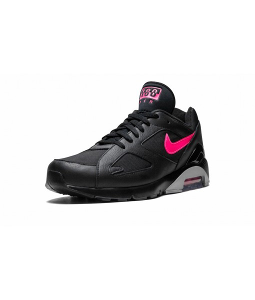 """The Cheapest High Imitation Nike Air Max 180 """"black Pink Blast"""" Online For Sale"""