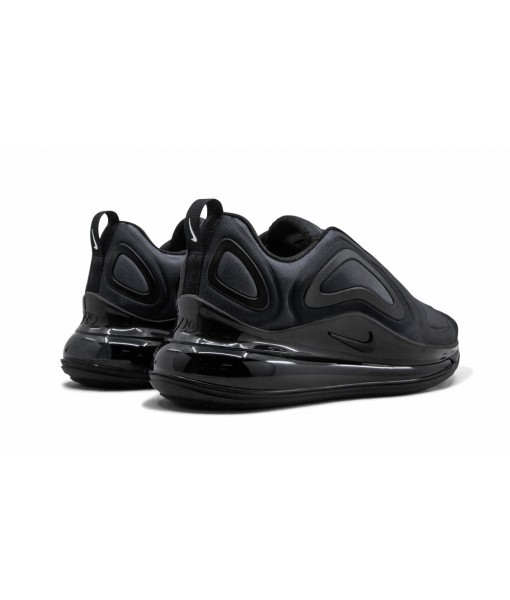 "High Imitation 1:1 Nike Air Max 720 ""Black Anthracite (W)""  Online For Sale"