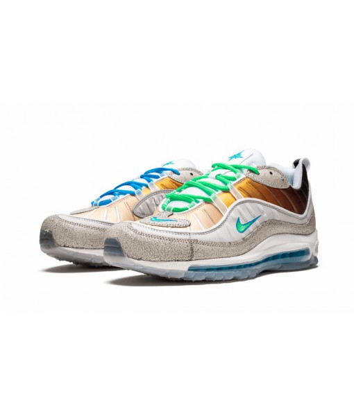 "High Imitation 1:1 Quality Nike Air Max 98 ""la Mezcla"" Online For Sale"