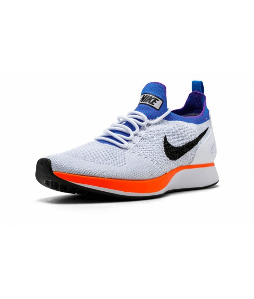 "Mens 1:1 Fake Nike Mariah Flyknit ""Racer Hyper Crimson"" Online For Sale"