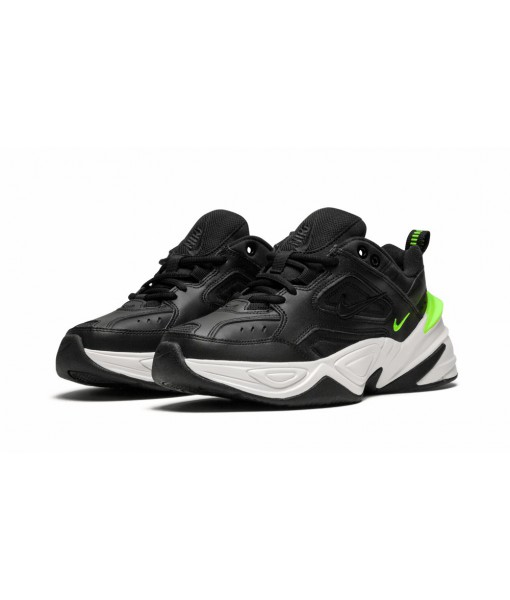 "Womens AAA Quality Nike M2k Tekno ""black Volt"" Replica Online For Sale"