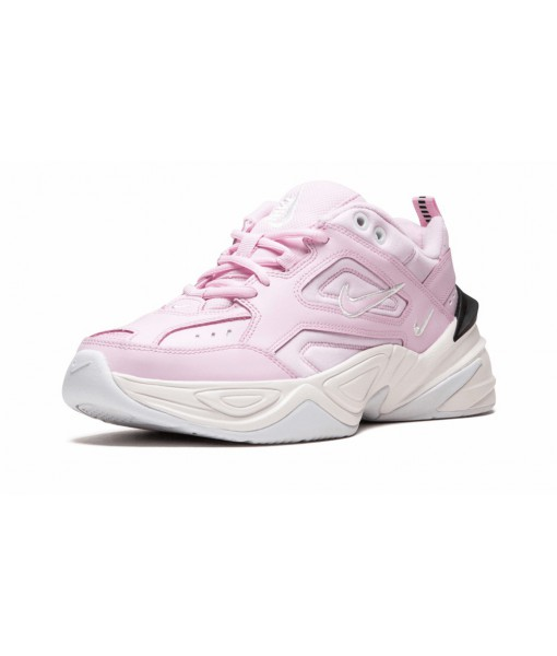 "Womens 1:1 Perfect Quality Fake Nike M2K Tekno ""Pink Foam"" Online For Sale"
