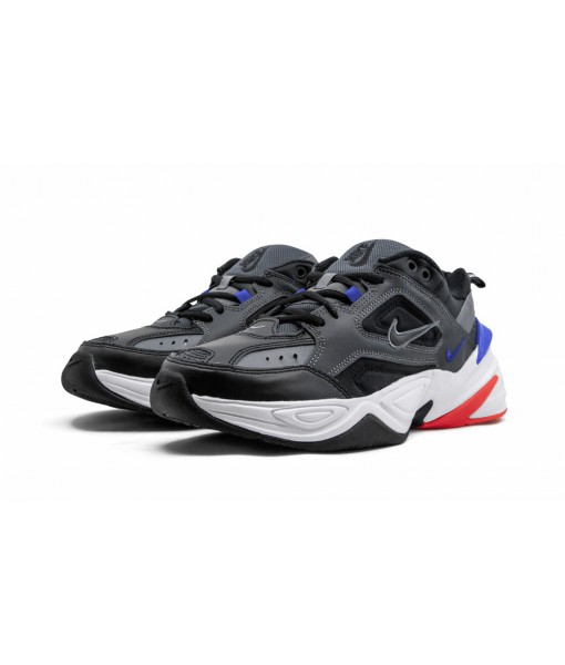 "Mens AAA Nike M2K Tekno ""Dark Grey Racing Blue"" Online For Sale"