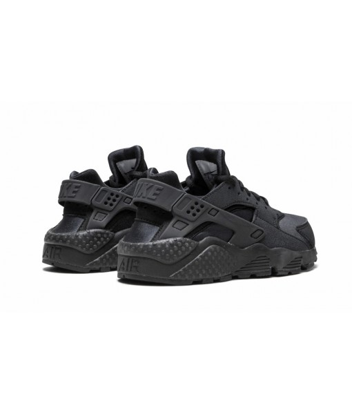 "Womens AAA Nike Air Huarache ""Run Triple Black"" Replica Online For Sale"