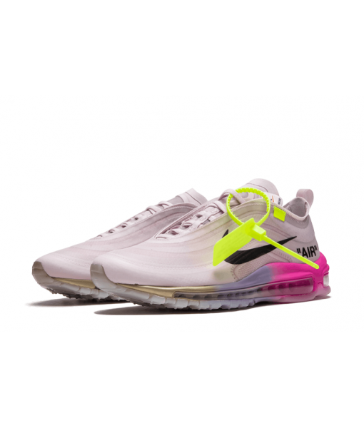 "Off-white X Nike Air Max 97 Serena Williams ""Queen"" Online For Sale"