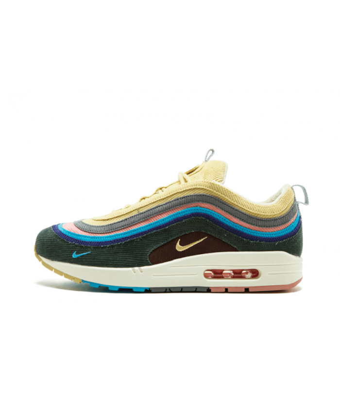 "34e77d09bc9 High Quality Fake Nike Air Max 1/97 ""Sean Wotherspoon"" Limited ..."