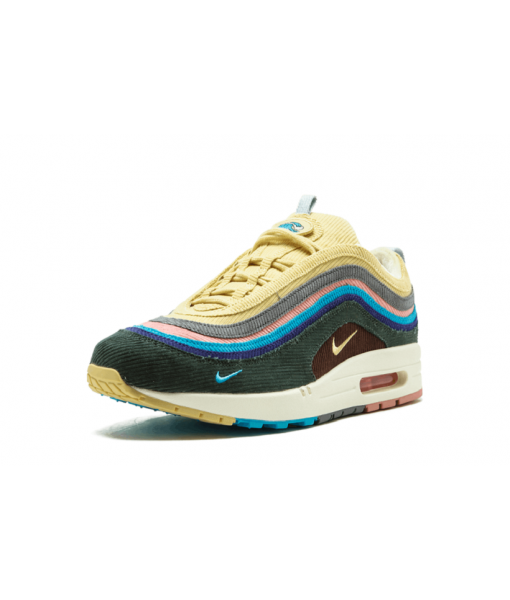 "b5d4642f56 Nike Air Max 1/97 ""Sean Wotherspoon"" Limited Edition Sneakers online For  Sale"
