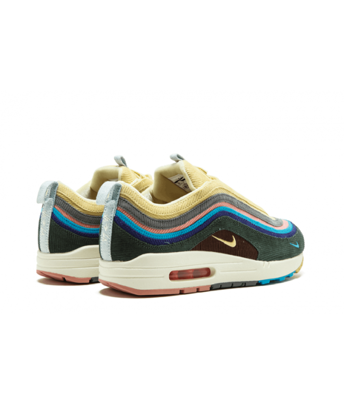 "new concept b8f20 8d119 High Quality Fake Nike Air Max 1/97 ""Sean Wotherspoon ..."