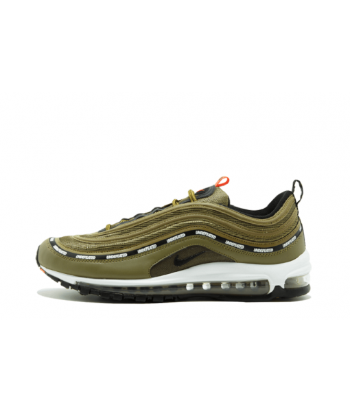 High Quality Fake Undefeated X Nike Air Max 97 Og Green Online For Sale