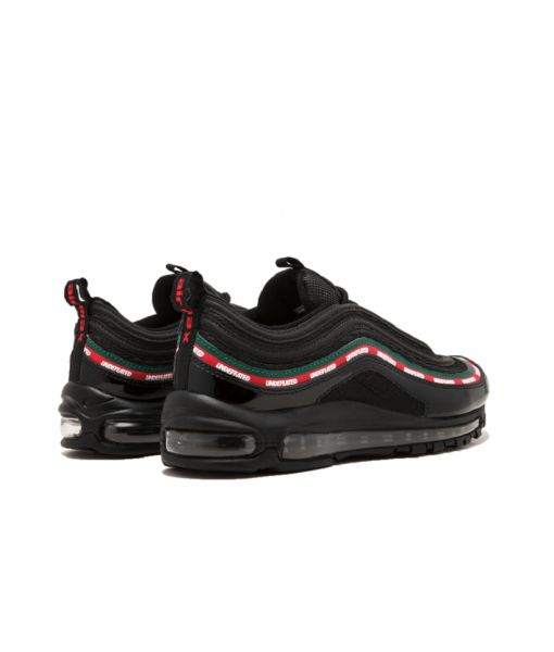 """AAA Undefeated x Nike Air Max 97 OG """"Black"""" Online for sale"""