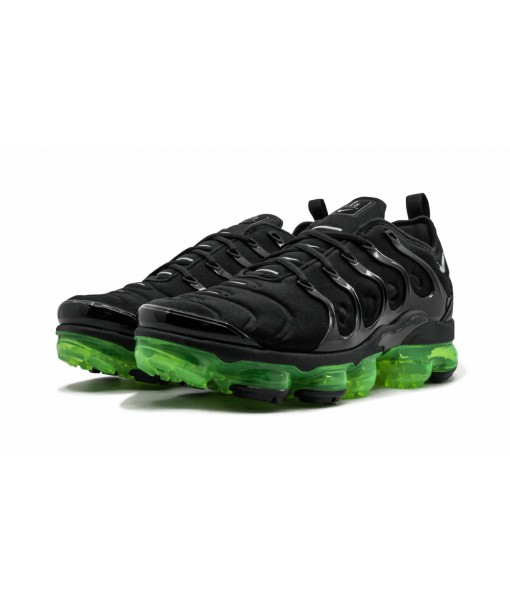 Perfect Quality Fake Nike Air Vapormax Plus 'black Volt' Online For Sale
