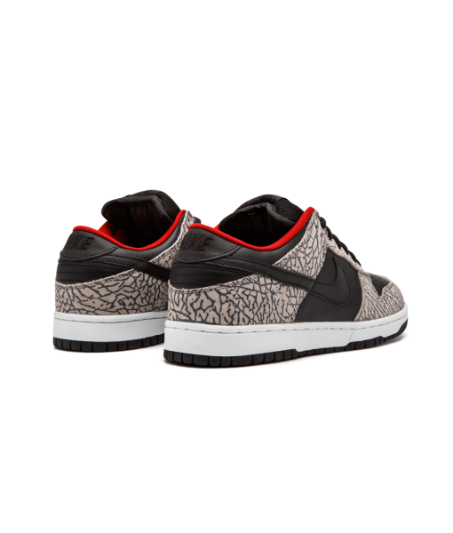 """Quality Nike SB Dunk Low """"Black Cement"""" On Sale"""