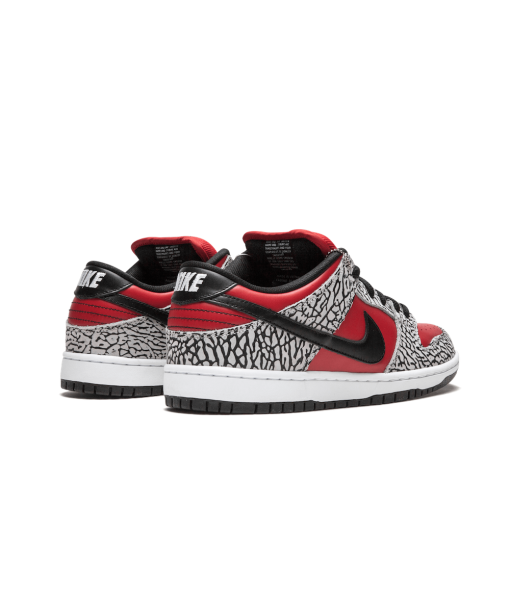 """Quality Nike SB Dunk Low """"Red Cement"""" On Sale"""