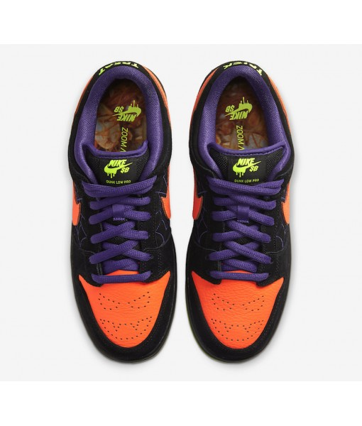 """Quality Nike SB Dunk Low """"Night of Mischief"""" On Sale"""