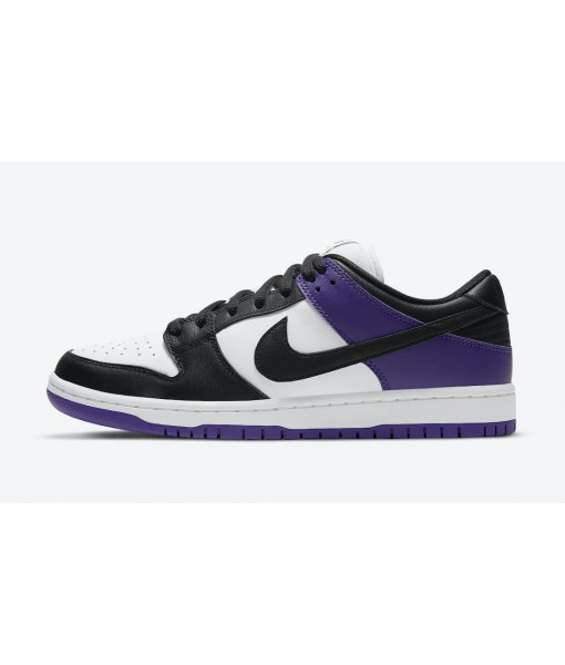 "Quality Nike SB Dunk Low ""Court Purple"" On Sale"