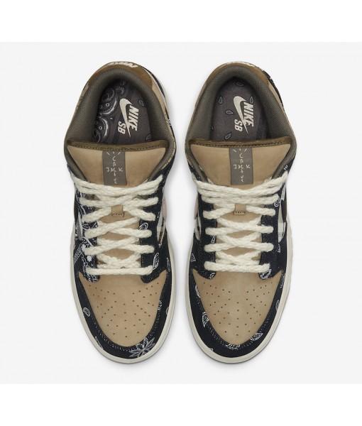 Quality Nike SB Dunk Low Travis Scott  On Sale