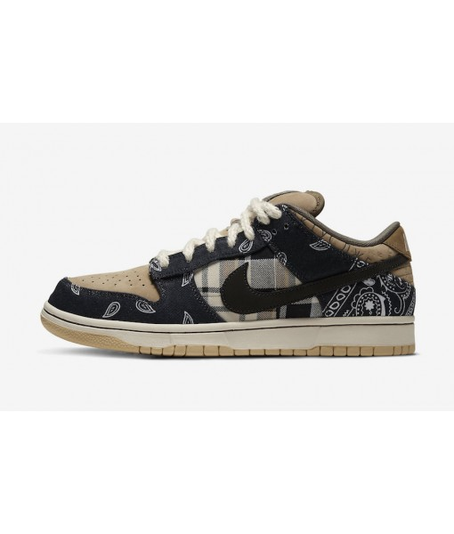 Quality Nike SB Dunk Low Travis Scott  On Sale