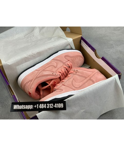 """Quality Nike SB Dunk Low """"Pink Pig"""" On Sale"""