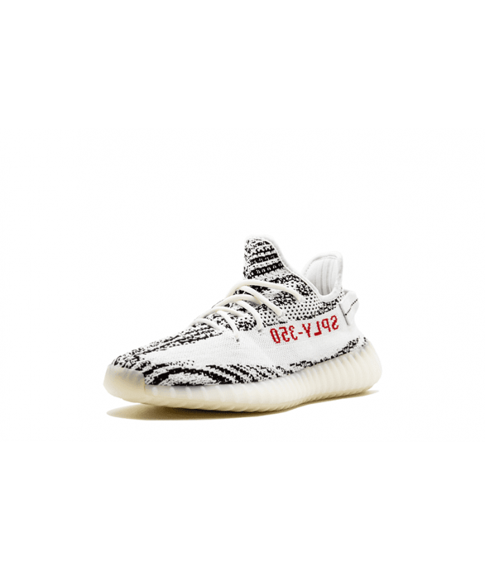 Buy 1:1 UA Quality Adidas Yeezy Boost 350 V2 zebra Replica