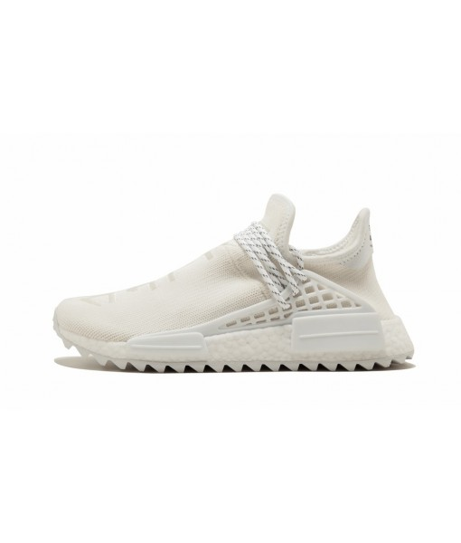 "PW Human Race NMD TR""Blank Canvas"" Replica"