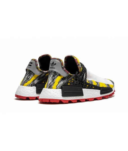 "Multicolor Pharrell x Adidas NMD Hu ""Solar Pack"" For Sale"