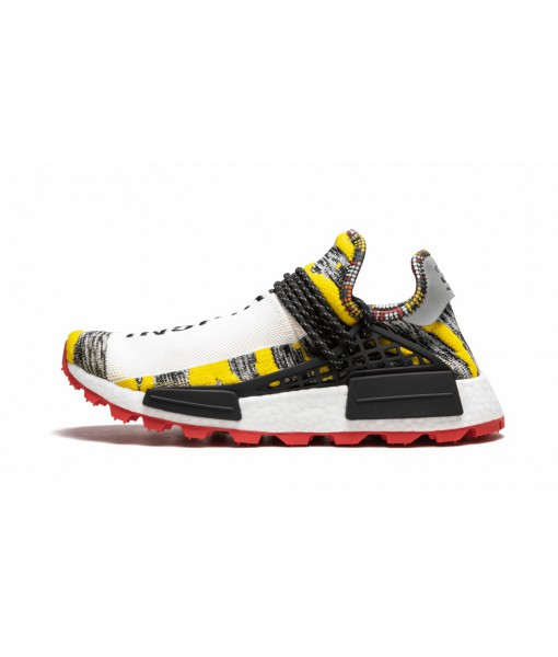 "Multicolor Pharrell x Adidas NMD Hu ""Solar Pack"" For Sale"