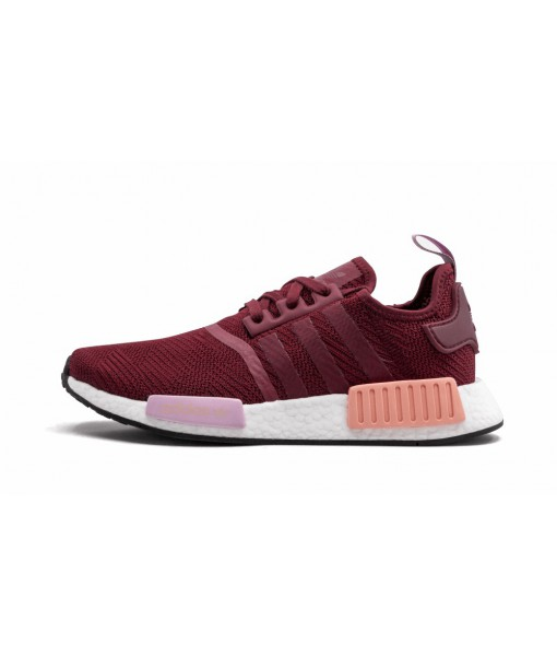 "Adidas Nmd R1 ""collegiate Burgundy"" Replica for women"
