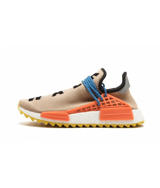 "Black Fake Adidas Pharrell Williams Nmd Hu Trail ""pale Nude"""