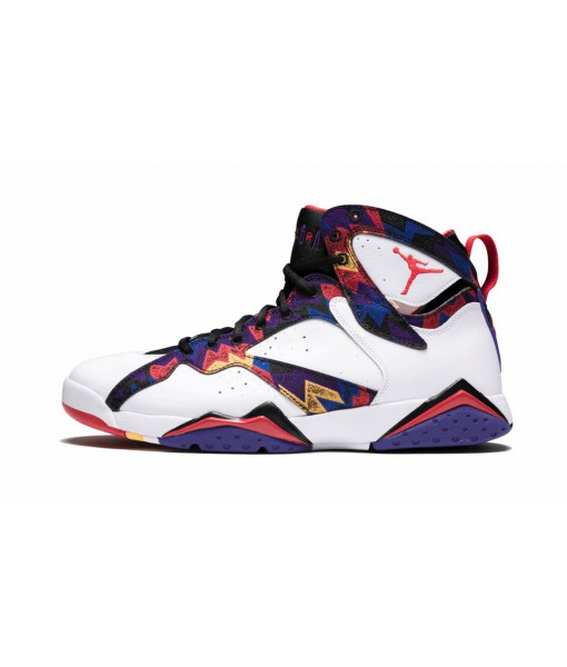 "Air Jordan 7 Retro ""Nothing But Net"" 304775-142 For Sale"
