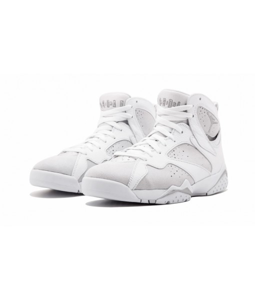 "Hot White Air Jordan 7 (VII) ""Pure Money"" For Sale"