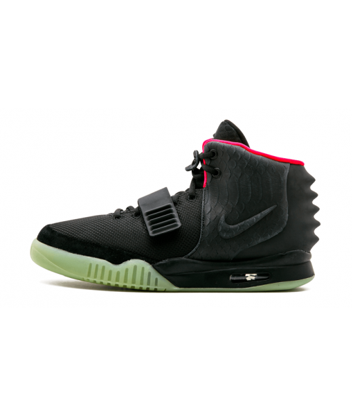 "Air Yeezy 2 Nrg ""Solar Red"" Footwear Replica"