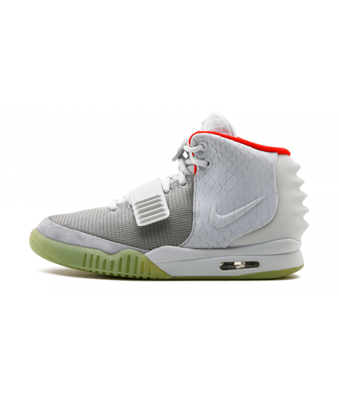 e5d3a0e5e1c Fake Nike Air Yeezy 2 NRG Shoes Pure Platinum REPLICA FOR SALE ...