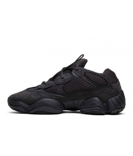 "Yeezy 500 ""utility Black"" Replica Shoes For Sale Online"