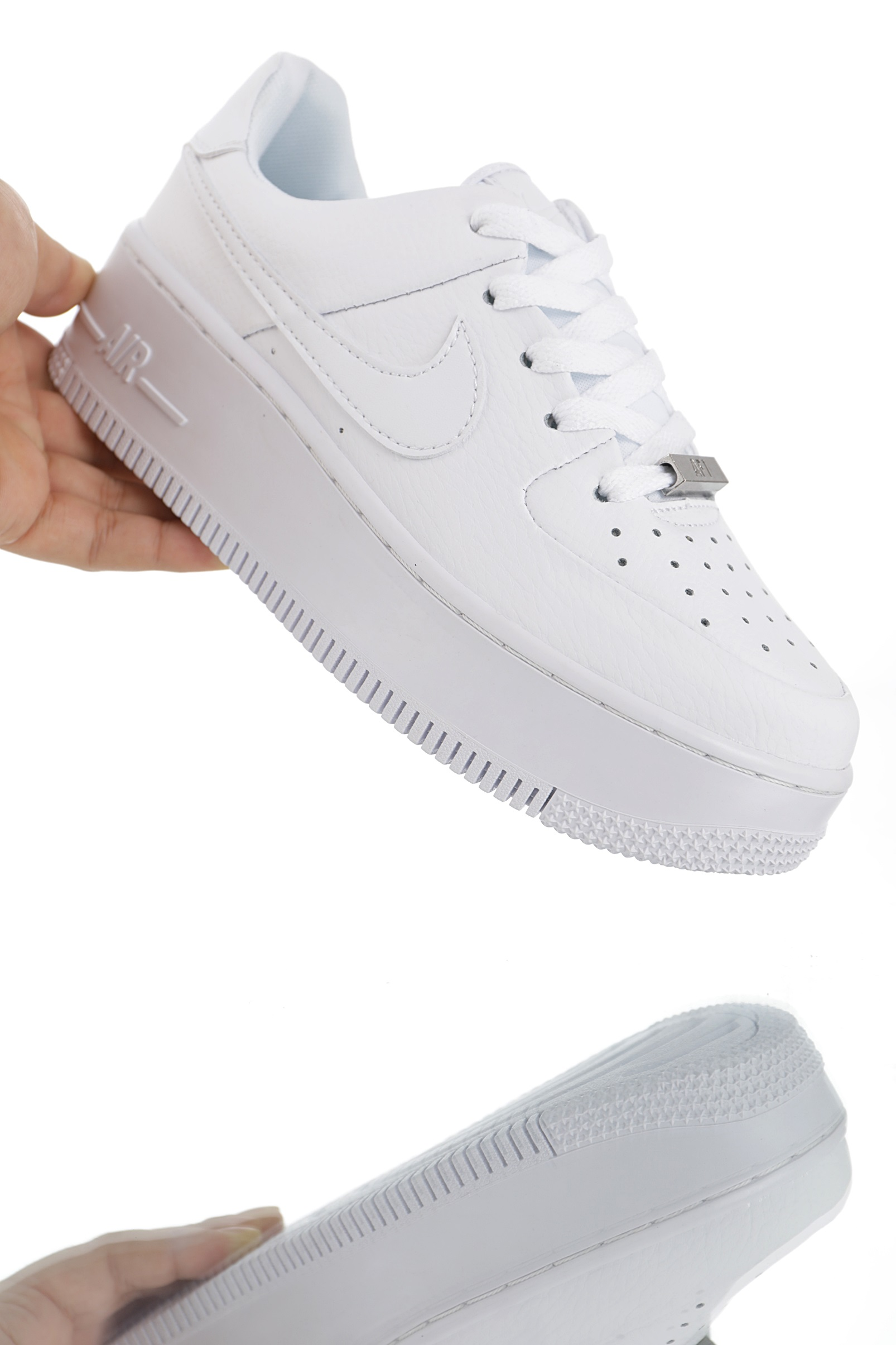 Cheapest Perfect Quality Fake Air Force 1 Sage Low Triple White W Online For Sale Ar5339 100 White White White Luxury Trade Club This model was created 33 years ago and is still popular. fake air force 1 sage low triple white